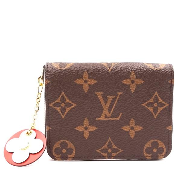 Louis Vuitton Handbags - Monogram Rare Flowers Classic Square  Case Wallet